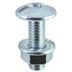 Cable Tray Bolt & Nut