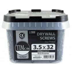 Fine Thread Drywall Screw - Tub