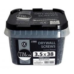 Coarse Thread Drywall Screw - Tub