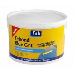 Febond Blue Grit Plaster Bonding Agent 5 Litre