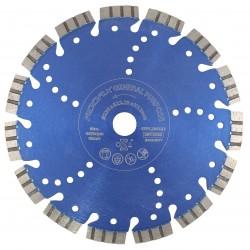 Premium Laser Welded Disk Blade