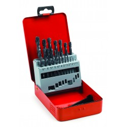 HSS Rolled Forge Jobber Drill Sets
