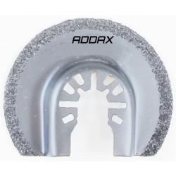 Multi Tool Radial Blade - Carbide Grit