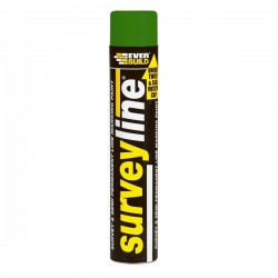 Surveyline Line Marking Paint 700ml - Green