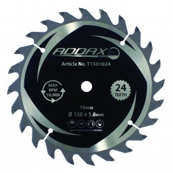 TCT Cordless Circular Saw Blade - Medium