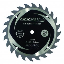 TCT Cordless Circular Saw Blade - Coarse