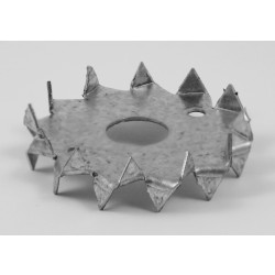 Timber Connector Galvanized