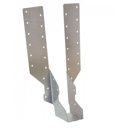 90mm Galvanised Joist Hanger Standard Leg - Box of 10