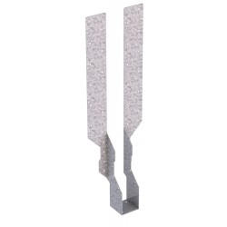 Galvanised Joist Hanger Long Leg - Box of 10