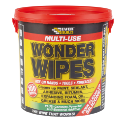 Multi-Use Wonder Wipes - 300/Tub